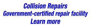 Collision Repairs Learn more