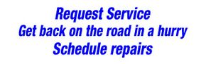 Request Service Schedule repairs